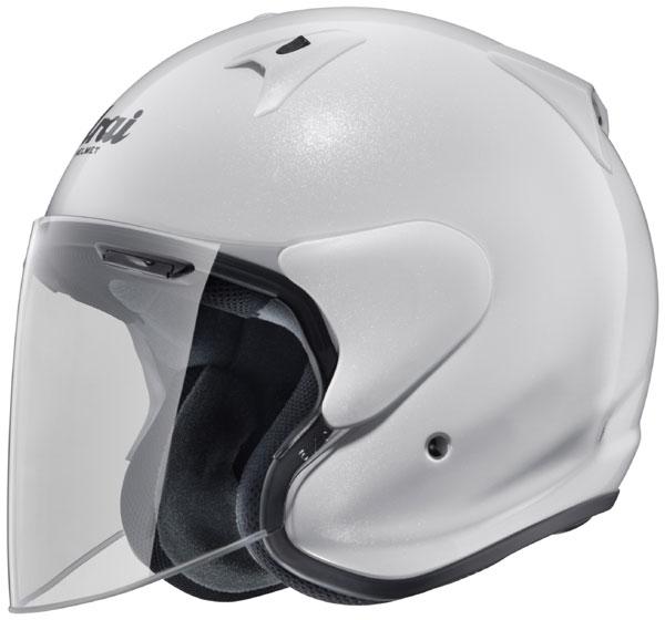 アライ SZ-G グラスホワイト(61-62) A66835