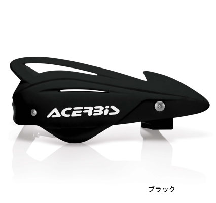 アチェルビス TRI FITハンドガード [ブラック] AC-16508BK