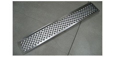 エトスデザイン 軽量アルミラダーレール メッシュランプ 150×21.5(cm) AR20S15