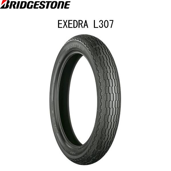 ブリヂストン BRIDGESTONE MCS01182 EXEDRA L307 フロント 80/90-21 M/C 48H W B4961914354633