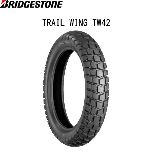 ブリヂストン BRIDGESTONE MCS00383 TRAIL WING TW42 リア 120/90-17 M/C 64S W B4961914400019