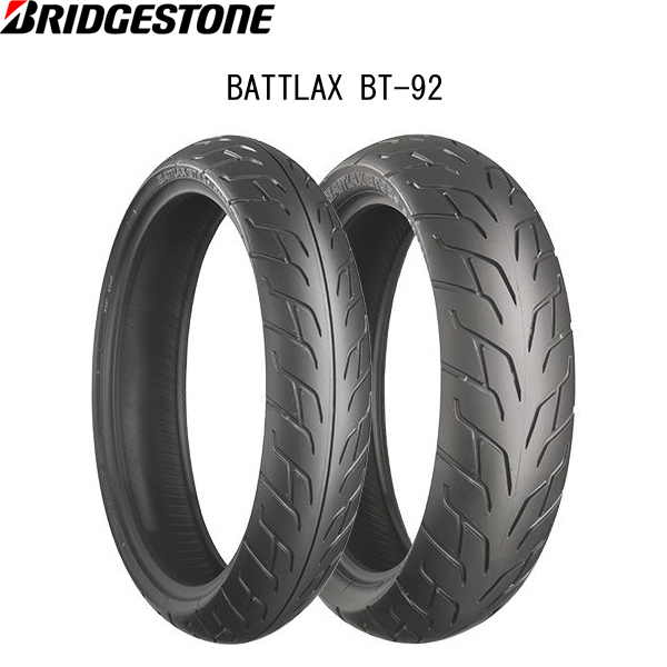 ブリヂストン BRIDGESTONE MCR04026 BATTLAX BT-92 リア 140/60R18 M/C 64H TL B4961914448196