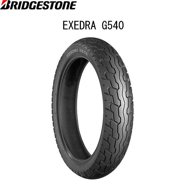 ブリヂストン BRIDGESTONE MCS07991 EXEDRA G540(エクセドラ G540) リア 120/80-17 M/C 61S W B4961914448615