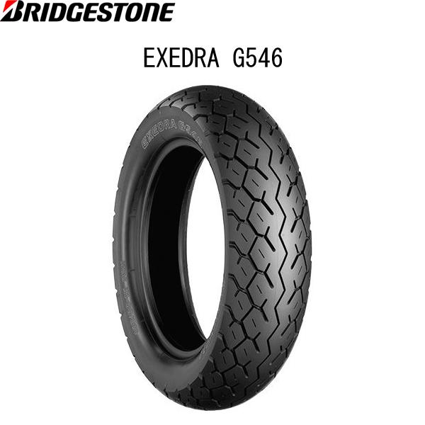 ブリヂストン BRIDGESTONE MCS07190 EXEDRA G546(エクセドラ G546) リア 170/80-15 M/C 77S TL B4961914850623