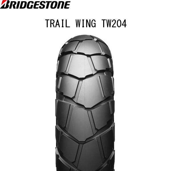 ブリヂストン BRIDGESTONE MCS07061 TRAIL WING TW204 リア 180/80-14 M/C 78P W B4961914855550
