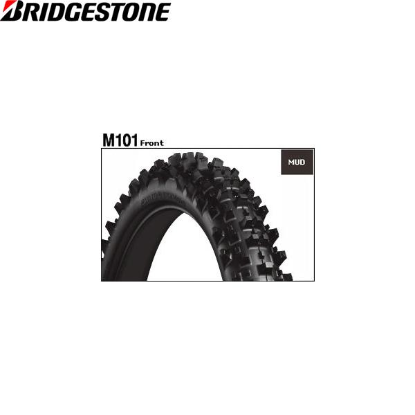 ブリヂストン BRIDGESTONE MCS01216 M101 フロント 80/100-21 51M W B4961914858599