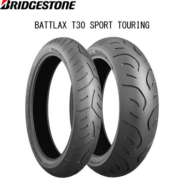 ブリヂストン BRIDGESTONE MCR00713 BATTLAX T30 SPORT TOURING Hレンジ リア 150/60 R17 M/C 66H TL B4961914860387
