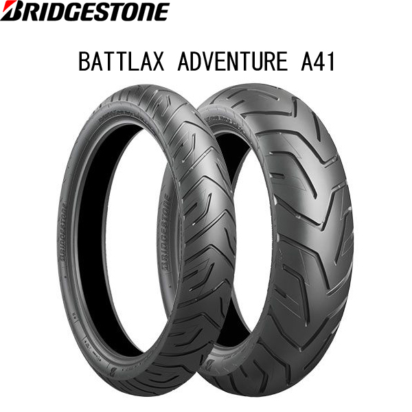 ブリヂストン BRIDGESTONE MCR05500 BATTLAX ADVENTURE A41 リア 130/80R17 M/C 65H TL B4961914865603
