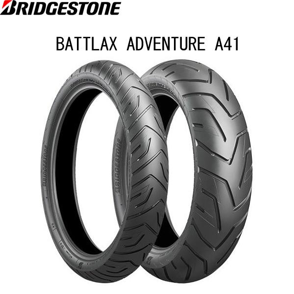 ブリヂストン BRIDGESTONE MCR05684 BATTLAX ADVENTURE A41 リア 190/55R17 M/C 75V TL B4961914866129