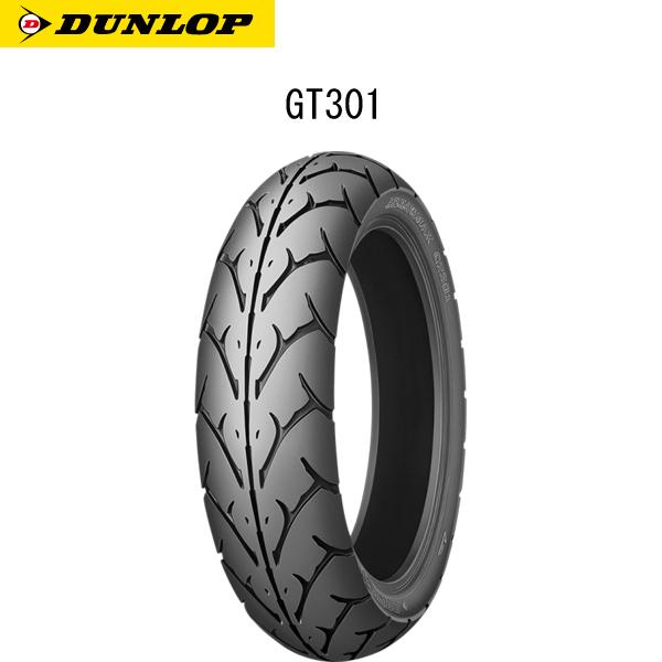 ダンロップ DUNLOP 220105 GT301 フロント 100/80-16 M/C 50H TL D4981160258059