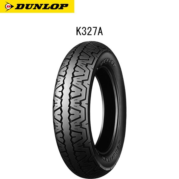 ダンロップ DUNLOP 223849 K327A リア 120/90-16 M/C 63S TL D4981160282221