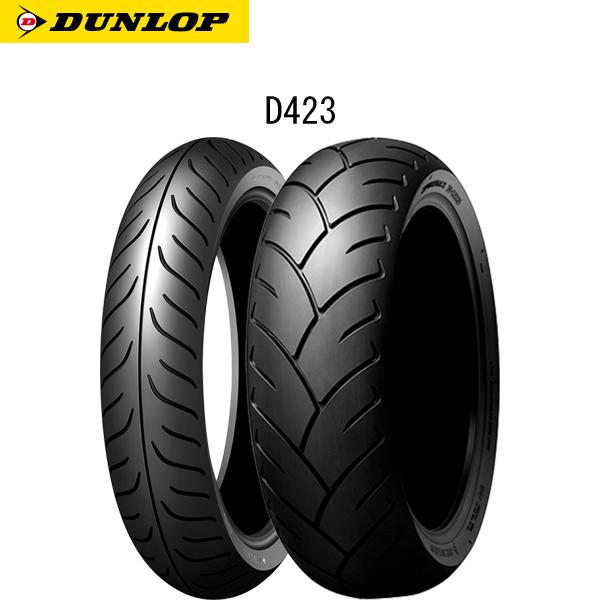 ダンロップ DUNLOP 323885 D423 リア 200/50ZR17 M/C (75W) TL D4981160308297