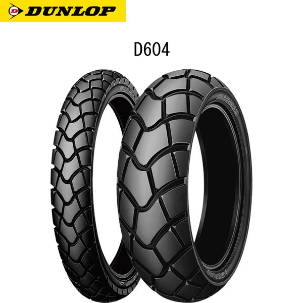 ダンロップ DUNLOP 236653 D604 リア 4.60-18 63P WT D4981160364811