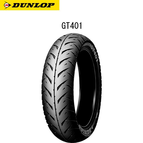 ダンロップ DUNLOP 257619 GT401 リア 130/70-17 M/C 62H WT D4981160511208