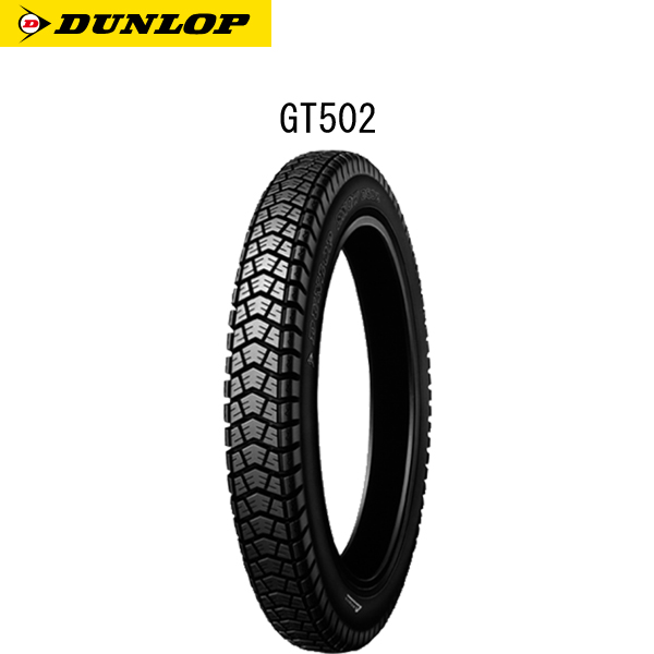 ダンロップ DUNLOP 275835 GT502 リア 150/80B16M/C 71V TL D4981160679397