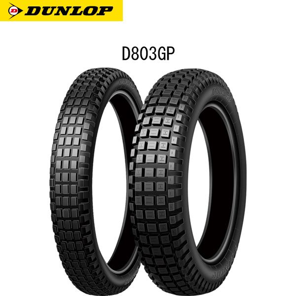 ダンロップ DUNLOP 314409 D803GP リア 120/100R18M/C 68M TL D4981160929645