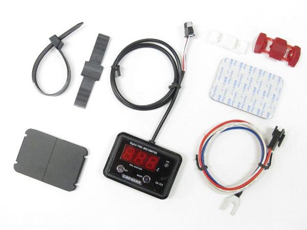 プロテック NC750X/S['14~]・NC700X/S['12~]専用 デジタルフューエルマルチメーター DG-H07