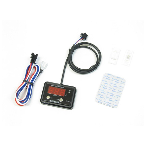 プロテック 11531 デジタルフューエルマルチメーター  YZF-R25('15~'17)/YZF-R3('15~'17) DG-Y09