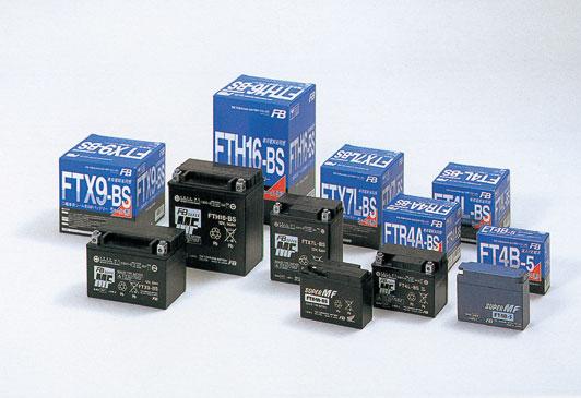 【○在庫あり→7月30日出荷】古河電池 12V型高始動性能シール型 MFバッテリー 形式 FTR4A-BS:(AP09バイク大セール) FTR4A-BS