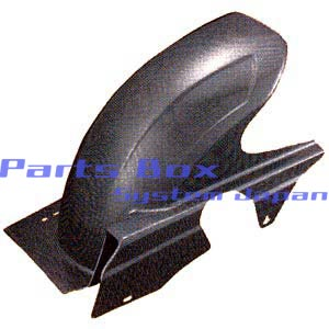 【○在庫あり→12月10日出荷】POSH ZRX1200R/S用 3D-TECHカーボンリアフェンダー P072139CB 072139CB