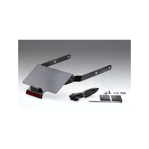 キジマ ライセンスブラケットキット  ハーレー ブレイクアウト(FXBR) '18 HD-01395