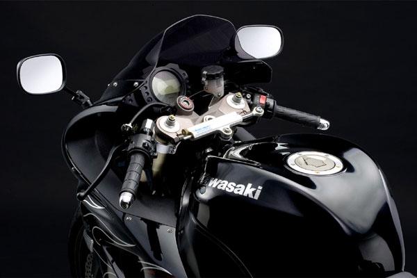 【○メーカー在庫あり】ハリケーン ZX-10R ジュラルミン セパレートハンドル HS1550-01