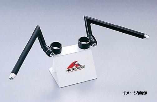 【○メーカー在庫あり】ハリケーン CBR250F セパレートハンドル タイプ1(ブラック) HS3511B-01