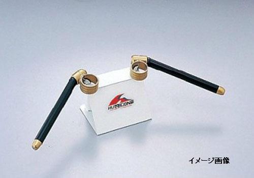 【○メーカー在庫あり】ハリケーン FZR400R('89 1WG) セパレートハンドル タイプ3(ゴールド) HS4109G-01