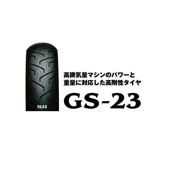 IRC GS-23 リア 170/80-15 M/C 77H WT IRC116358