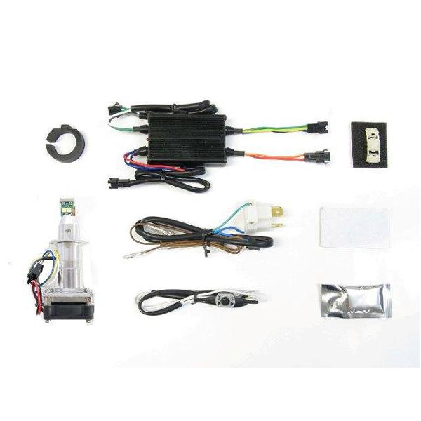 プロテック 65061 LEDヘッドライトバルブキット H7 Hi/Lo切替タイプ 6000K ※Hi側専用  Z1000/Z800/Z250 LB7W-KZ