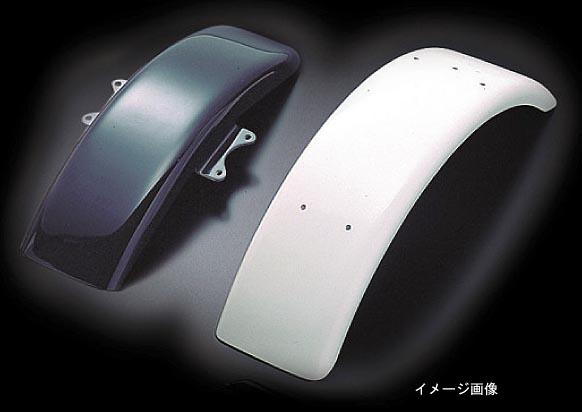 ラフ&ロード TW225/200用 LUKE フラット リアフェンダー FRP[ホワイト] LK-1223W 【送料無料】(北海道・沖縄除く)