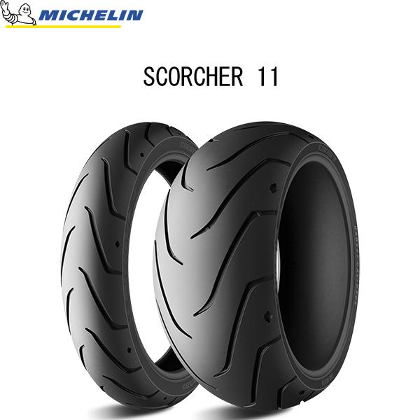 ミシュラン MICHELIN 033830 SCORCHER11(スコーチャー11) リア 240/40R18 M/C 79V TL MIC4985009530597
