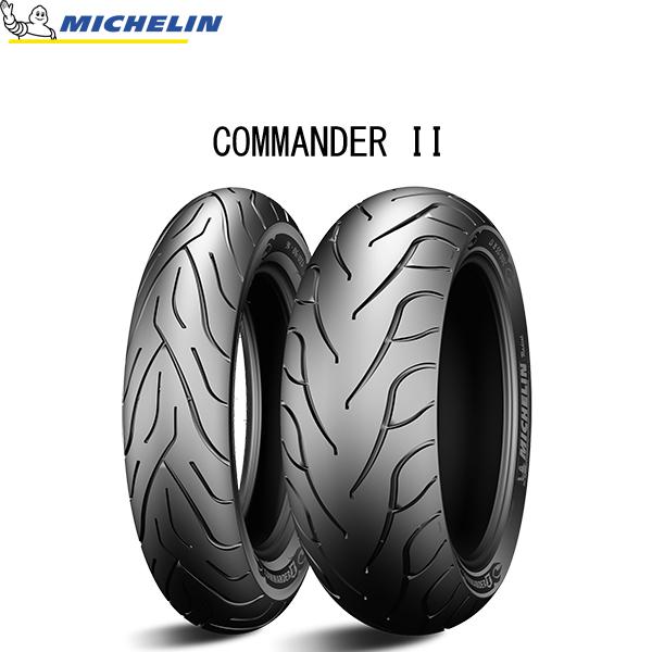 ミシュラン MICHELIN 701180 COMMANDER2 フロント 130/60B19 M/C 61H TL/TT MIC4985009530900