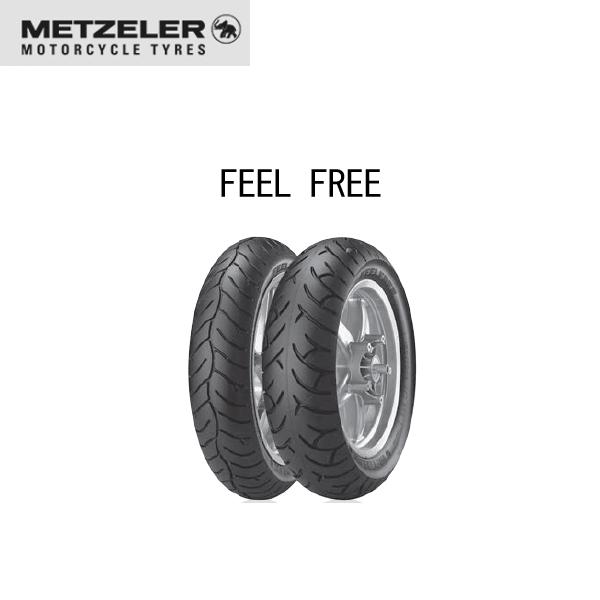 メッツラー METZELER 2429700 FEEL FREE フロント 90/90-14 M/C 46P TL MT8019227242973