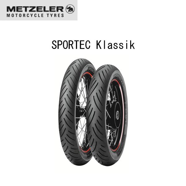 メッツラー METZELER 2550900 SPORTEC Klassik リア 130/70-17 M/C 62H TL MT8019227255096