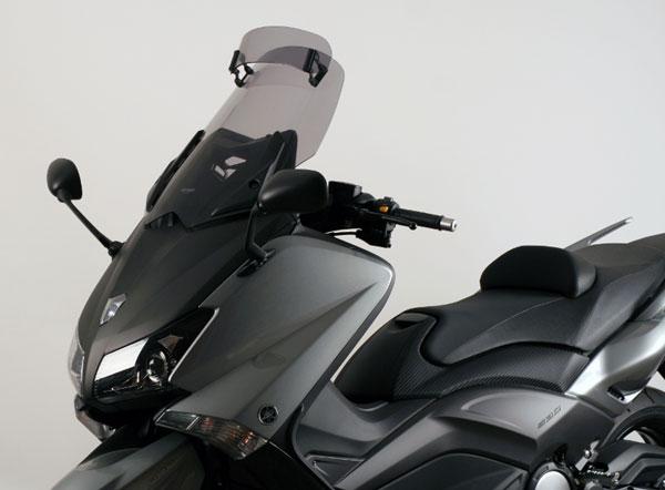 MRA T-MAX530('12)用 スクリーン VARIOツーリング[スモーク] MVT251 【送料無料】(北海道・沖縄除く)