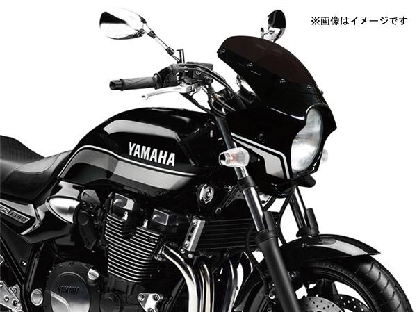 Nプロジェクト XJR1300('11)用 ブラスター2 ビキニカウル ブラックメタリック/STD NP20019