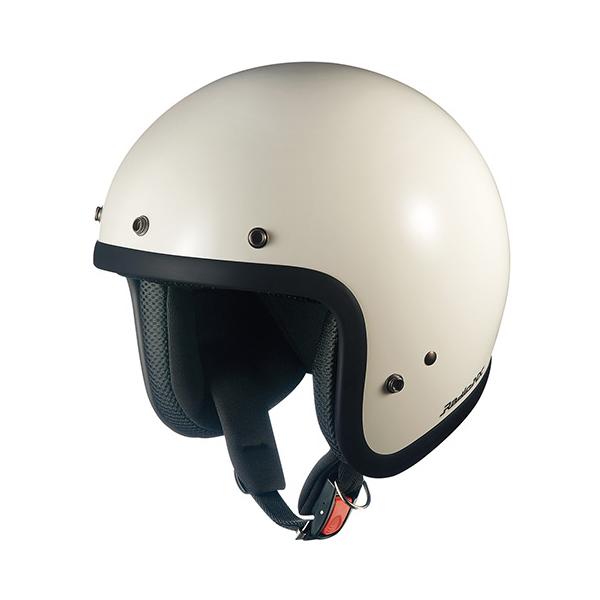 OGKカブト ジェットヘルメット RADIC NX(ラディックNX) オフホワイト/61~62cm(未満) O4966094509460
