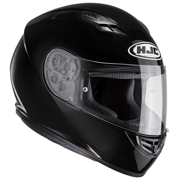RSタイチ HJC HJH113 CS-15 SOLID(ソリッド) ブラック/L(59-60cm) O4997035711000