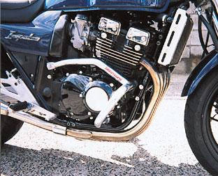 ゴールドメダル GSX400インパルス スラッシュガード(スタンダード) カラー:ブラック P001-7320 【送料無料】(北海道・沖縄除く)