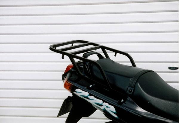 ライディングスポット ZZ-R400('93-'05) ツーリングキャリア (ブラック) P003-3272 【送料無料】(北海道・沖縄除く)