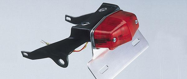 【○在庫あり→12月10日出荷】POSH SRX400/600 90-08用 FRP フェンダーレスキット P017090