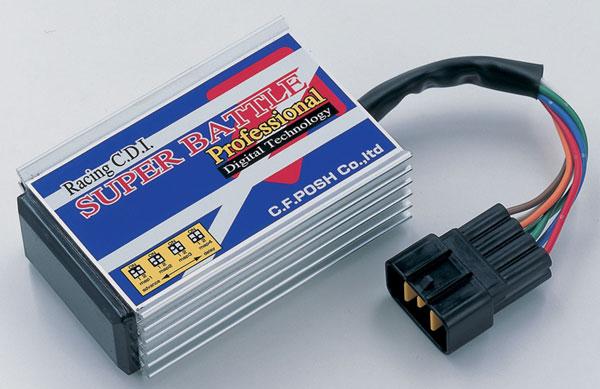 POSH グランドアクシス100 '01-'07用 Racing CDI デジタルスーパーバトル プロフェッショナル P252460