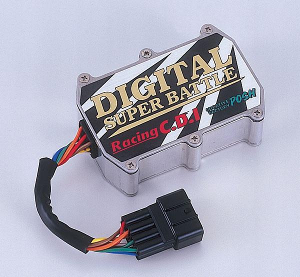 POSH スーパーJOG-ZR '96-'98用 Racing CDI デジタルスーパーバトル P492360