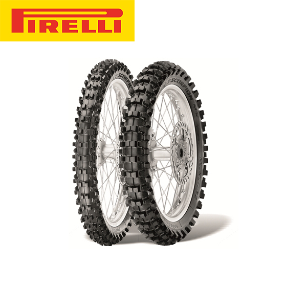 ピレリ PIRELLI SCORPION MX MID SOFT32 リア 120/90-19 NHS 66M PL4523995206821