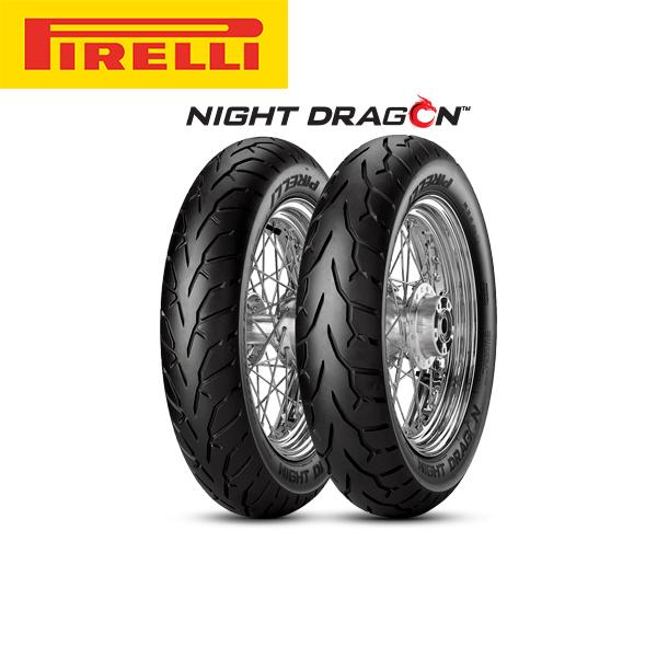 ピレリ PIRELLI NIGHT DRAGON(ナイト ドラゴン) リア 180/60 B 17 M/C 81H TL REINF PL8019227177305