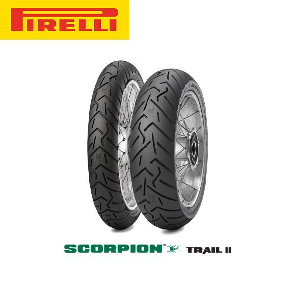 ピレリ PIRELLI SCORPION TRAIL2(スコーピオン トレイル2) リア 150/70 R 17 M/C 69V TL PL8019227252712
