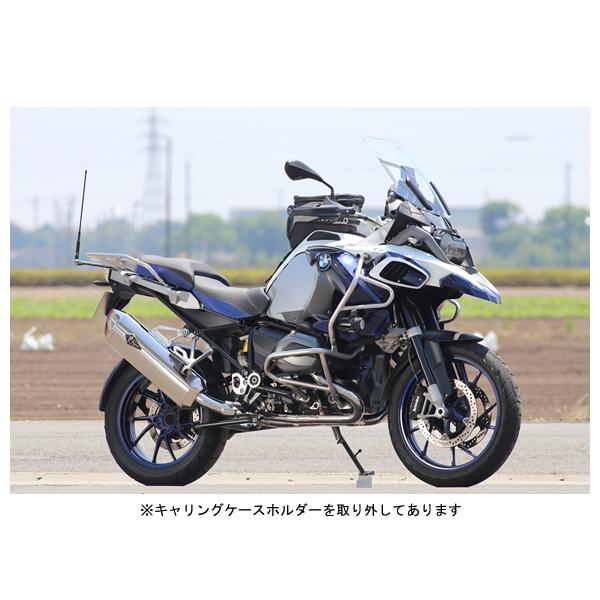 お取寄せ アールズギア ワイバン リアルスペック フルエキゾーストチタンマフラー 水冷R1200GS チタン 爆買いセール RB01-01RT 送料無料カード決済可能 GS-A BMW