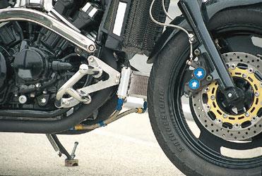 プロト V-MAX 96-08 ラウンドオイルクーラーボルトオンキット