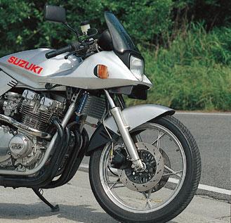 プロト GSX1100SKATANA 94-08 ラウンドオイルクーラーボルトオンキット